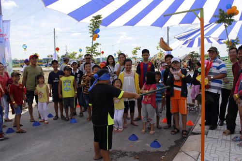Thắng Lợi Group tổ chức 'Ngày hội gia đình
